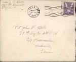 Jack P. Bell World War Two Correspondence #369