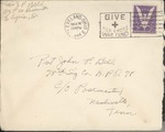 Jack P. Bell World War Two Correspondence #370