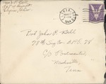Jack P. Bell World War Two Correspondence #371