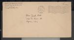 Jack P. Bell World War Two Correspondence #377