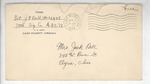 Jack P. Bell World War Two Correspondence #382