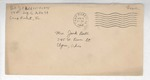 Jack P. Bell World War Two Correspondence #384