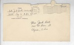 Jack P. Bell World War Two Correspondence #387