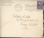 Jack P. Bell World War Two Correspondence #388