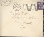 Jack P. Bell World War Two Correspondence #390
