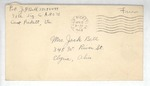 Jack P. Bell World War Two Correspondence #392