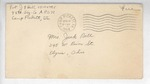 Jack P. Bell World War Two Correspondence #393