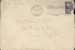 Jack P. Bell World War Two Correspondence #398
