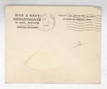 Jack P. Bell World War Two Correspondence #405