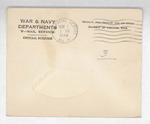 Jack P. Bell World War Two Correspondence #406