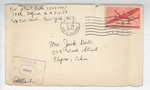 Jack P. Bell World War Two Correspondence #407