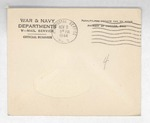 Jack P. Bell World War Two Correspondence #408