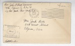 Jack P. Bell World War Two Correspondence #409