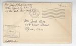 Jack P. Bell World War Two Correspondence #409
