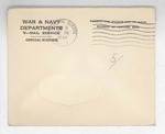 Jack P. Bell World War Two Correspondence #410