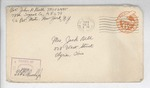 Jack P. Bell World War Two Correspondence #413
