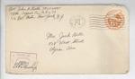 Jack P. Bell World War Two Correspondence #413