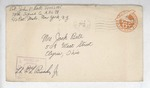 Jack P. Bell World War Two Correspondence #414