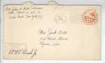 Jack P. Bell World War Two Correspondence #415