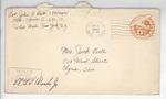 Jack P. Bell World War Two Correspondence #415