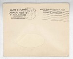 Jack P. Bell World War Two Correspondence #418