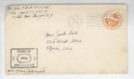 Jack P. Bell World War Two Correspondence #419