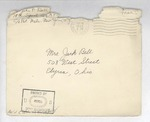 Jack P. Bell World War Two Correspondence #420