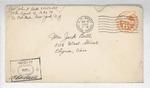 Jack P. Bell World War Two Correspondence #421