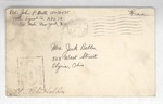 Jack P. Bell World War Two Correspondence #422