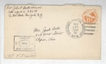 Jack P. Bell World War Two Correspondence #423