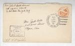 Jack P. Bell World War Two Correspondence #423