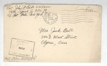 Jack P. Bell World War Two Correspondence #426