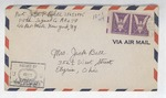 Jack P. Bell World War Two Correspondence #427