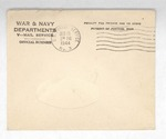 Jack P. Bell World War Two Correspondence #429