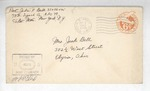 Jack P. Bell World War Two Correspondence #430