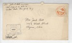 Jack P. Bell World War Two Correspondence #432