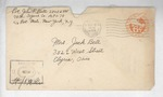 Jack P. Bell World War Two Correspondence #433