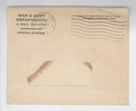 Jack P. Bell World War Two Correspondence #434
