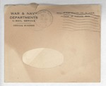 Jack P. Bell World War Two Correspondence #435