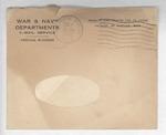 Jack P. Bell World War Two Correspondence #435