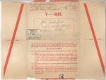 Jack P. Bell World War Two Correspondence #436