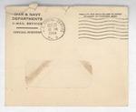 Jack P. Bell World War Two Correspondence #437