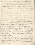 Jack P. Bell World War Two Correspondence #439