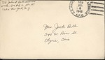 Jack P. Bell World War Two Correspondence #440