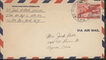 Jack P. Bell World War Two Correspondence #442