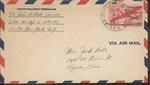 Jack P. Bell World War Two Correspondence #442
