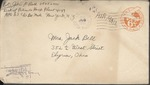 Jack P. Bell World War Two Correspondence #443