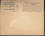 Jack P. Bell World War Two Correspondence #446