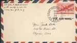 Jack P. Bell World War Two Correspondence #447