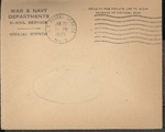 Jack P. Bell World War Two Correspondence #448